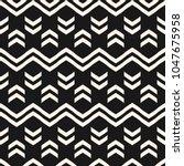 vector geometric seamless... | Shutterstock .eps vector #1047675958