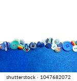 bright colored buttons on a...