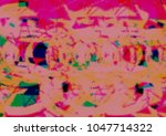 abstract colorful background... | Shutterstock . vector #1047714322