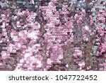 texture of color pearlescent... | Shutterstock . vector #1047722452