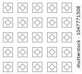geometric ornamental vector...   Shutterstock .eps vector #1047771508