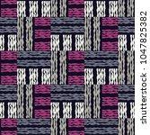 seamless geometric pattern....   Shutterstock .eps vector #1047825382