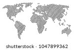 international atlas concept...   Shutterstock .eps vector #1047899362