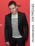 Small photo of New York, NY - March 16, 2018: Alex Feldman attends FX The Americans season 6 premiere at Alice Tully Hall Lincoln Center