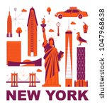 New York Culture Travel Set ...