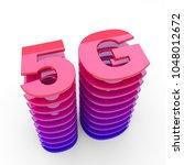 5g sign   wireless cellular... | Shutterstock . vector #1048012672