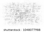 abstract monochrome circles... | Shutterstock .eps vector #1048077988
