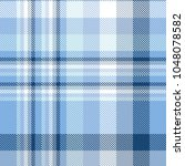 seamless plaid check pattern in ...   Shutterstock .eps vector #1048078582