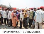 mumbai   india 12  march 2018 ...   Shutterstock . vector #1048290886