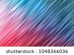 dark blue  red vector pattern... | Shutterstock .eps vector #1048366036