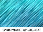light blue vector pattern with... | Shutterstock .eps vector #1048368316
