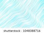 light blue vector background... | Shutterstock .eps vector #1048388716