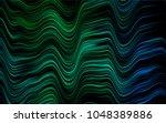 dark blue  green vector... | Shutterstock .eps vector #1048389886