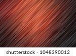 dark red vector pattern with... | Shutterstock .eps vector #1048390012