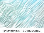 light blue  green vector... | Shutterstock .eps vector #1048390882