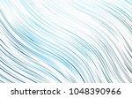 light blue vector template with ... | Shutterstock .eps vector #1048390966