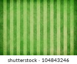 Striped Green Background. It I...