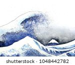 Japanese Great Wave Art....