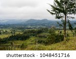 beautiful view and landscape in ... | Shutterstock . vector #1048451716