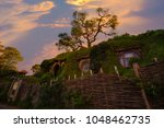 matamata  new zealand april  19 ...   Shutterstock . vector #1048462735