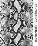 distressed overlay texture of... | Shutterstock .eps vector #1048501438