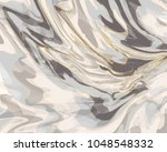 gold marble  artistic covers...   Shutterstock .eps vector #1048548332