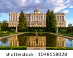 The Royal Palace Of Madrid Is...