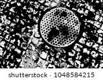 abstract background. monochrome ... | Shutterstock . vector #1048584215