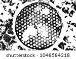abstract background. monochrome ... | Shutterstock . vector #1048584218