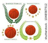 graphic illustration logo game... | Shutterstock . vector #1048587512