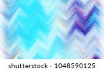 colorful zigzag striped pattern ... | Shutterstock . vector #1048590125