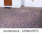 Circular Cobblestone Pattern...