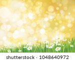 vector summer   nature ... | Shutterstock .eps vector #1048640972