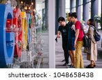singapore  march 2018  a... | Shutterstock . vector #1048658438
