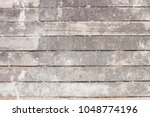 old wood surface with white... | Shutterstock . vector #1048774196