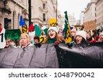 london   uk   03 17 2017 ... | Shutterstock . vector #1048790042