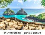 fernando de noronha  brazil | Shutterstock . vector #1048810505