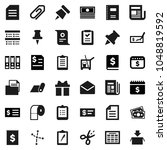 flat vector icon set   cleaner... | Shutterstock .eps vector #1048819592
