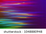abstract vector finance  big... | Shutterstock .eps vector #1048880948