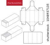 package for bakery.vector... | Shutterstock .eps vector #1048937135