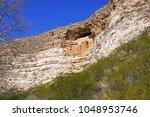 montezuma castle national... | Shutterstock . vector #1048953746