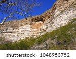 montezuma castle national... | Shutterstock . vector #1048953752