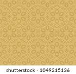 seamless modern vector... | Shutterstock .eps vector #1049215136