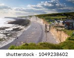 landscape image of birling gap... | Shutterstock . vector #1049238602