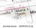 maria stein. ohio. usa   Shutterstock . vector #1049241116