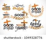 good friday illustration...   Shutterstock .eps vector #1049328776