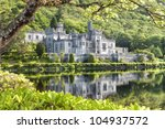 Kylemore Abbey In Connemara ...