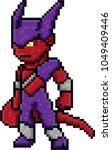devil man character for video... | Shutterstock .eps vector #1049409446