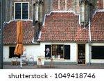netherlands overijssel deventer ... | Shutterstock . vector #1049418746