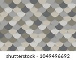 abstract geometric pattern... | Shutterstock .eps vector #1049496692